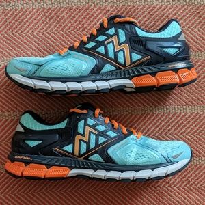 361° strata running shoes
